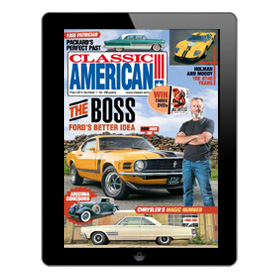 Classic American Magazine - Digital Subscription