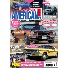Classic American Magazine Subscription - The perfect Christmas present
