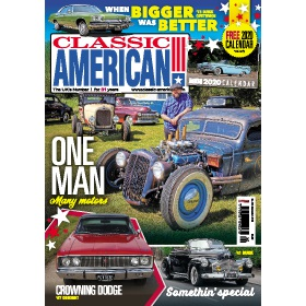 Subscribe to Classic American Magazine
