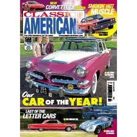 Classic American Magazine - Print Subscription