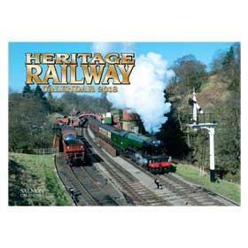 Heritage Railway Calendar 2018