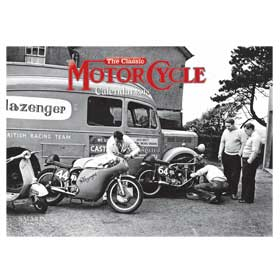 Calendar - The Classic MotorCycle 2018