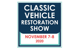 The Footman James 16th Classic Vehicle Restoration Show The Bath & West Showground, Shepton Mallet, Somerset BA4 6QN