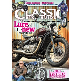 Classic Bike Guide Magazine