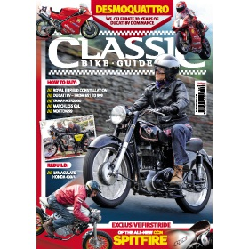 Classic Bike Guide Magazine Subscription - The perfect Christmas present