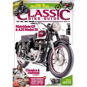Classic Bike Guide Magazine - Print Subscription