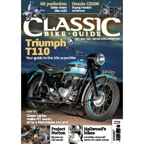 Classic Bike Guide Magazine - Print Subscription