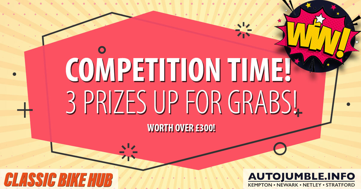 Subscriptions and tickets galore! More than £300 worth of goodies must be won!