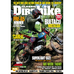 Classic Dirt Bike Magazine Subscription