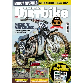 Classic DirtBike Magazine Subscription
