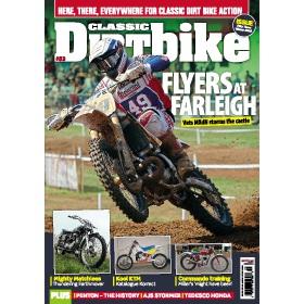 Subscribe to Classic Dirt Bike Magazine