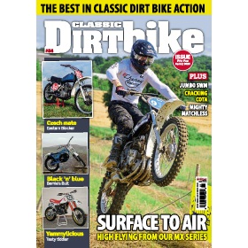 Classic Dirt Bike Magazine Subscription - Digital subscriptions for only £9.99!
