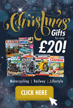 Christmas 2017 - Subscription Gifts for £20