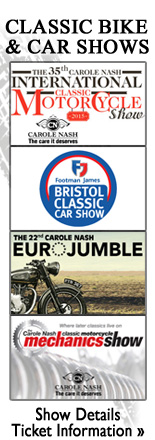 Checkout our Fantastic Motorcycle Shows Across the Country, Throughout the Year