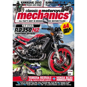 Classic Motorcycle Mechanics Magazine