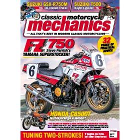 Classic Motorcyle Mechanics Magazine Subscription