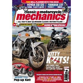 Subscribe to Classic Motorcycle Mechanics  Magazine