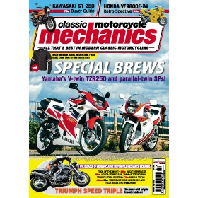 Classic Motorcycle Mechanics Magazine - Print Subscription