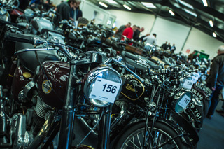 The 24th Carole Nash Classic Motorcycle Mechanics Show