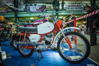The 25th Carole Nash Classic Motorcycle Mechanics Show