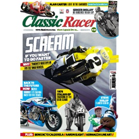 Classic Racer Magazine - Print Subscription
