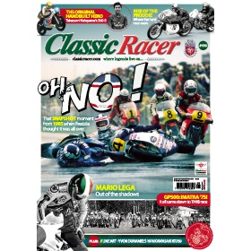 Classic Racer Magazine Subscription - The perfect Christmas present
