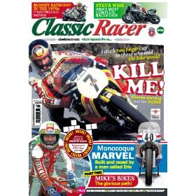 Classic Racer Magazine - Print Subscription