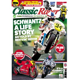 Subscribe to Classic Racer Magazine