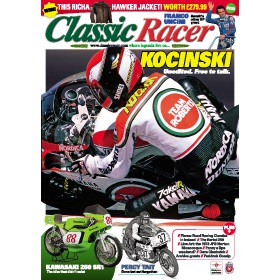Classic Racer Magazine Subscription - Digital subscriptions for only £9.99!