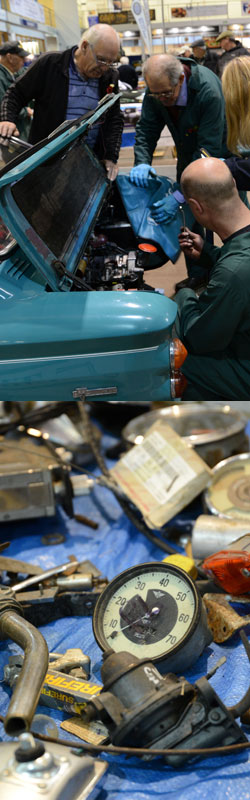 Classic Vehicle Restoration Show - Bristol
