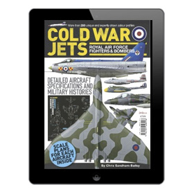Cold War Jets Bookazine