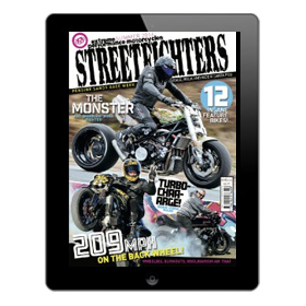 Streetfighters Bookazine