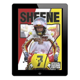 Sheene Book (Bookazine) - Barry Sheene