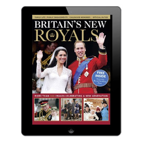 Britain's New Royals Bookazine