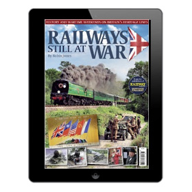 Railways Still at War Bookazine