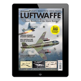 Luftwaffe - Secret Bombers of the Third Reich Bookazine