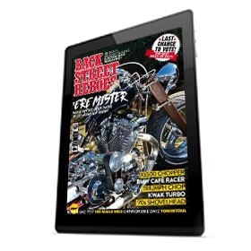 Back Street Heroes Magazine - Digital Subscription