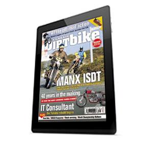Classic Dirt Bike Magazine - Digital Subscription