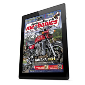 Classic Motorcycle Mechanics Magazine - Digital Subscription