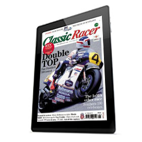 Classic Racer Magazine - Digital Subscription