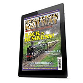 Heritage Railway Magazine - Digital Subscription