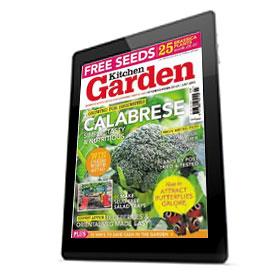 Kitchen Garden Magazine - Digital Subscription