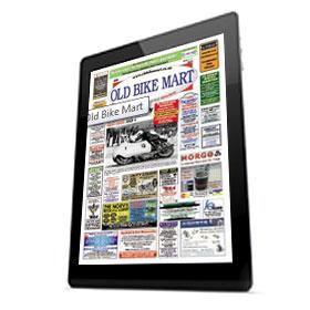 Old Bike Mart Newspaper - Digital Subscription