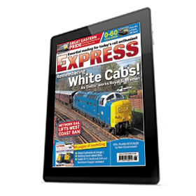 Rail Express - Digital Subscription