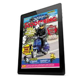 Scootering Magazine - Digital Subscription