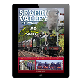 Severn Valley Railway Bookazine