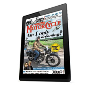 The Classic MotorCycle Magazine - Digital Subscription
