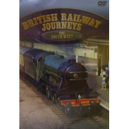 DVD British Railway Journeys - South West