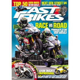 Fast Bikes Magazine Subscription - The perfect Christmas present