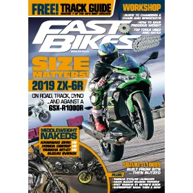 Fast Bikes - Print Subscription